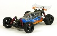 ROCKET PRO 1:10 RTR Buggy BRUSHLESS 4WD